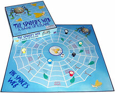 New Leisure Learning - The Spider's Web � Game of Escape Family Game - 5 Years+