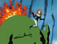 Batman Animated Series Original Production Cel Poison Ivy-Girls Night Out Signed