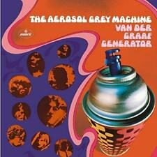 "Van Der Graaf Generator - Aerosol Grey Machine - 50th Anni (NEW 2CD+VINYL LP+7"")"