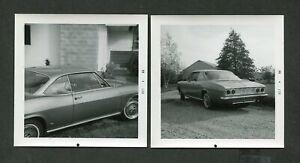 Vintage Car Photos 1965 1966 Corvair Corsa 445002