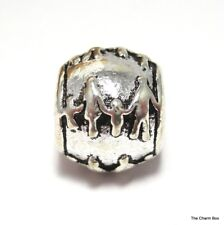 'FAMILY AND FRIENDS' Mother, Father, Boy, Girl Silver Plated European Charm Bead