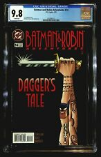 Batman and Robin Adventures #14 CGC 9.8 Templeton, Kruse
