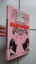MARZELLE / PETITS PAVES GRANDS BONHEURS / L UNIVERS DES PETITES ANNONCES  1984
