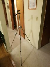 "Velbon VE-3C Professional Aluminum Tripod 22""-60"" Camera Video Photo Adjustable"