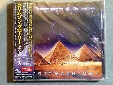 CRIMSON GLORY - ASTRONOMICA 1999 JAPANESE 1PR W/ OBI + STICKER *FACTORY SEALED!*