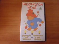 CHILDREN'S PADDINGTON BEAR VHS VIDEO TAPE