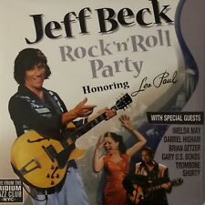 Jeff Beck's Rock 'N' Roll Party: Honoring Les Paul by Jeff Beck (Vinyl, Oct-2011
