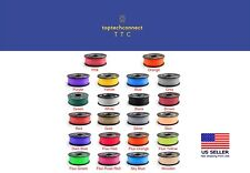 2/3 Pack 3D Printer Filament ABS 1Kg 1.75mm For MakerBot Print Multiple Colors