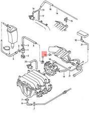 Genuine Cap closure AUDI VW Audi 100 quattro 4000 5000 80 90 A4 Avant 034133335