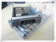 "Lot of 100 Dell 3.5"" F238F 0F238F SAS Tray Caddy R710 R610 R410 R720 T610"