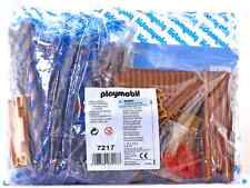 Playmobil 7217 Vintage Western Stockade Fort Extension and Tower  - Mint in bag