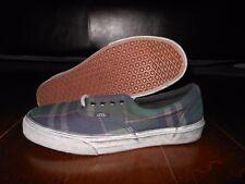 VANS ERA CA (OverWshdPld) VN000ZUJGK5 Shoes Size 9 Men 42 EUR Multi-Color