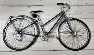 "Benzara Antique Colonial Incredible Metal Bicycle Wall Art Decor, 22"" H x 39"" L"