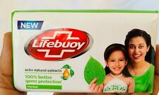 LIFEBUOY Active Herbal Extracts 100% Better germ Protection Bathing Bar/Soap