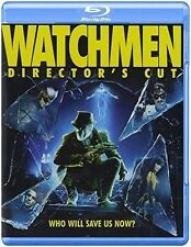 Watchmen - 2 DISC SET (2015, REGION A Blu-ray New)