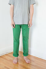 LACOSTE - Men's Green Pants Size US 30 - Slim fit - Very lightweight, soft $140