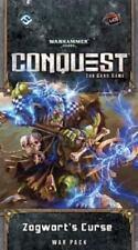 Fantasy Flight Games Warhammer 40K: Conquest - Zogwart's Curse War Pack