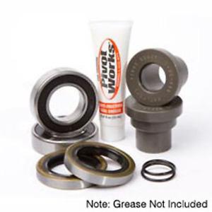 Pivot WorksWater Tight Wheel Collar And Bearing Kit~2001 KTM 400 SX