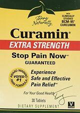 Curamin Extra Strength EuroPharma (Terry Naturally) 30 Tabs