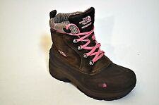 Girl 6 Wom 8 THE NORTH FACE AXOY Chilkats Heatseeker 200g INSULATED WINTER BOOTS