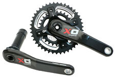 SRAM Truvativ X0 2.2 Crankset 2x10-speed BB30 Carbon 170mm 42/28 Red MTB NEW