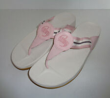 FitFlop New Ladies Women's Walkstar Slide Toe Post Thong Sandals RRP £85 Size 8