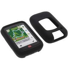 Bolsa Para Falk Tiger Geo Funda Protectora de Silicona Goma Funda GPS Negro