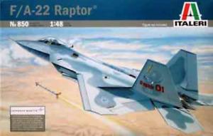 Italeri 1/48 Lockheed Martin F-22A Raptor