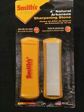 Smith's 4 inch Arkansas sharpening stone New in box