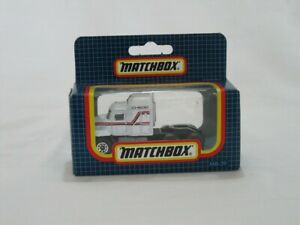 MATCHBOX MB-39 (MB202) MACK CH600 1990 MADE IN THAILAND - USED.