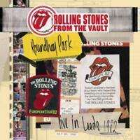 The Rolling Stones - From The Vault: Live In Leeds 1982 DVD+2xCD 2015 NEU