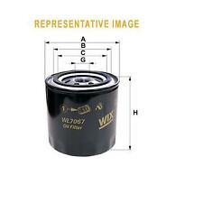 Filtro de aceite WIX X550|X88|X46|X169|X120|X119|X118|X548|X585|X594|