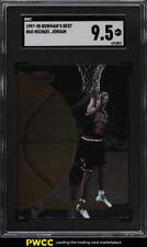 1997 Bowman's Best Michael Jordan #60 SGC 9.5 MINT+