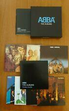 ABBA - The Albums 9 CD Set Inc All 8 Studio Albums Bonus Disc (CD Box Set 2008)