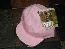 Realtree APG Camo Camouflage & Pink Baby Infant Hat Baseball Cap New with Tags