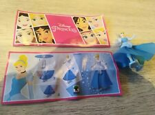 Kinder 2020 DISNEY PRINCESS VV417 Cendrillon + Bpz