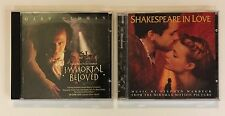 LOT 2 CDS~IMMORTAL BELOVED/ MOTION PICTURE SOUNDTRACK~SHAKESPEARE IN LOVE