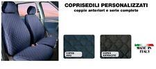 SET COPRISEDILI SU MISURA FIAT PANDA 2003-2011 4 POSTI POSTERIORE INTERO AVIO