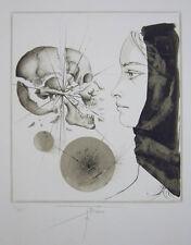 Pierre Yves Tremois Original Lithograph S/N