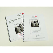 Deckel SOE Cutter Grinder Instruction Manual - Latest Edition