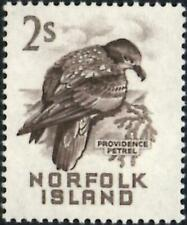 Norfolk Islands 1961 Solanders Petrel  2/- Sepia  SG.32 Mint (Hinged)