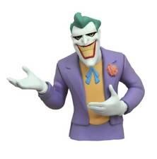 Joker Bust Bank Batman Animated Series Vinyl Diamond Select New Sealed