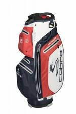 Cobra UltraDry Cartbag 2019 White/Red new in box!