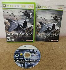 Ace Combat 6: Fires of Liberation (Microsoft Xbox 360) VGC