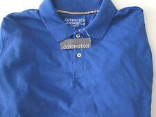 Covington Blue Polo shirt sleeve with Tag Make Me an Offer
