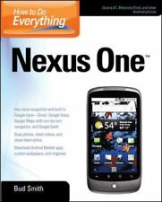How to Do Everything Nexus One by Bud Smith