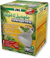 JBL reptiljungle l-u-w leggero alluminio 70 W - Luce – UV E CALORE IN UNO