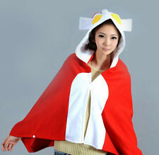 Qteen Ultrama Bath Robe Lounge Wear Halloween Costume Cute Coat Cap Garment Gift