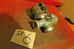 VILLIERS MOTORCYCLE CARB AND AIR FILTER CLASSIC  VINTAGE MOTORCYCLE
