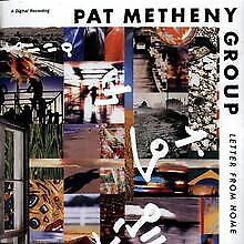 Letter from Home von Metheny,Pat Group   CD   Zustand gut
